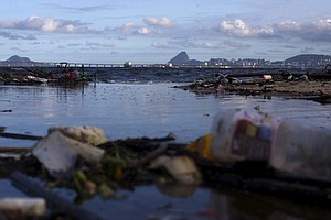 Sailing Federation Will Test Waters For Viruses In Brazil's Olympics Venues