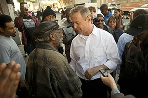 Baltimore Launched Martin O'Malley, Then Weighed Him Down