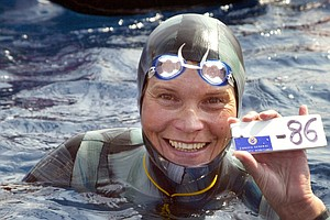 One Of The World's Most Famous Free Divers Is Missing Nea...