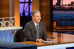 The Newseum Will Acquire Set Of 'The Daily Show With Jon Stewart'