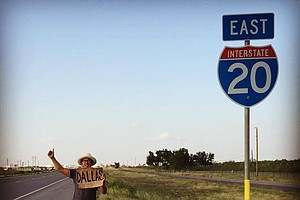 Thumbs Up, Then And Now: Hitchhiking Stories From The Road