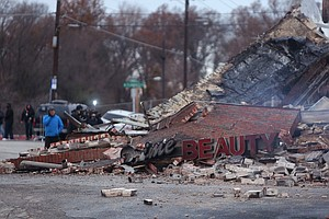 Ferguson Businesses Struggle To Rebuild Post-Riots