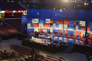 The 'Trump Show'? Here's What You Need To Know About Tonight's GOP Debate