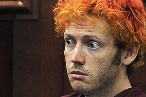 Aurora Theater Shooter James Holmes Gets Life In Prison Without Parole