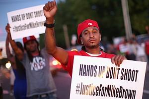 Whether History Or Hype, 'Hands Up, Don't Shoot' Endures