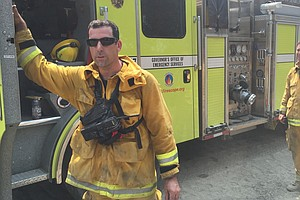Veteran Firefighter: Rocky Fire Has 'Most Extreme Fire Be...
