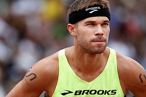 Runner Nick Symmonds Out Of World Championships In Sponso...