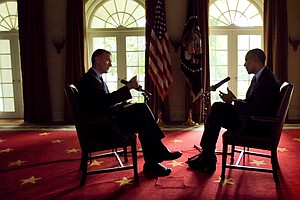 Full Video And Transcript: NPR's Interview With President Obama
