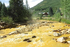 Rivers Shut Down Over EPA's Spill Of 3 Million Gallons Of...