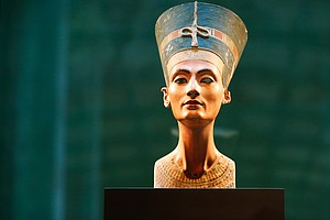 Researcher Has Hypothesis About Location Of Queen Nefertiti's Tomb