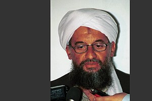 Al-Zawihiri Pledges Allegiance To New Taliban Chief
