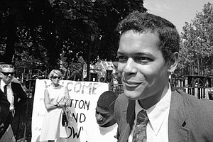 Julian Bond, Civil Rights Leader And Longtime NAACP Chair...