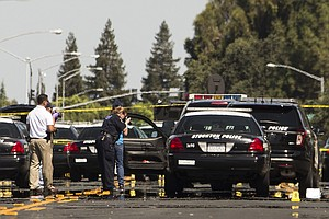 600 Police Gunshots In 2014 Bank Robbery Chase Deemed 'Ex...