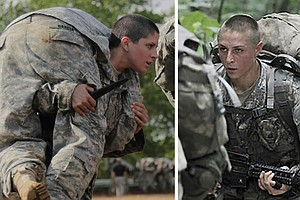 First Female Army Rangers Say They Thought Of 'Future Gen...