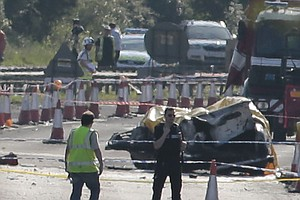 Jet At British Airshow Crashes On Busy Road, Killing 7