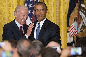 Obama Could Endorse In Primary Between Clinton, Biden