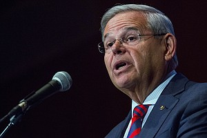 Sen. Menendez Bribery Case Heats Up With New Justice Filing