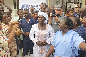 Sierra Leone's Last Ebola Patient Released, But Nation Not Yet 'Ebola-Free'