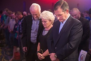 Ted Cruz Rallies Evangelicals In Campaign To Defund Plann...