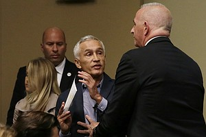 Univision's Jorge Ramos: 'I've Never Been Kicked Out Of A Press Conference'