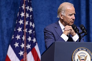 Biden, Considering Presidential Bid, Says Family Is Weighing On Him