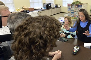 Kentucky Marriage License Dispute 'Up To Courts,' Governo...