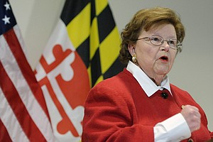 Sen. Mikulski's Support Ensures Iran Deal Will Withstand GOP Challenge