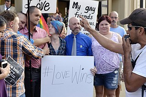 In Kentucky, Long-Awaited Marriage Licenses Could Come Fr...