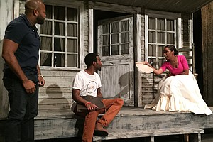 Lives Displaced By Central Park Take Center Stage In New Play