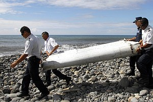 French Investigators Confirm Wing Fragment Came From Flight MH370