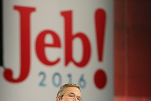 Can Jeb Bush Get Out From Behind His Family's Legacy?