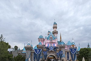 Disneyland's Restricted Airspace Prompts Cancellation Of ...