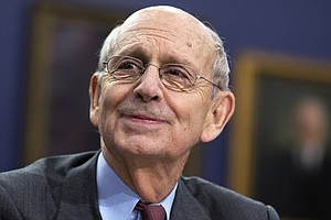 Law Beyond Our Borders: Justice Breyer Is On A Mission