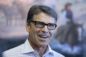 Rick Perry's Ride Into The Sunset Comes Before High Noon
