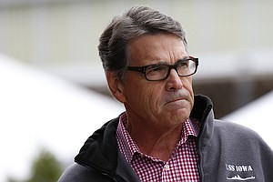 Rick Perry Suspends Presidential Campaign