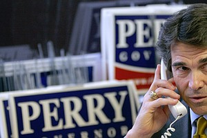 In Texas, It May Have All Come Too Easy For Rick Perry