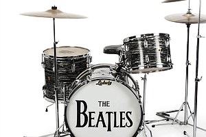 Ringo Starr Cleaning House, Will Auction Beatles 'Stuff' ...