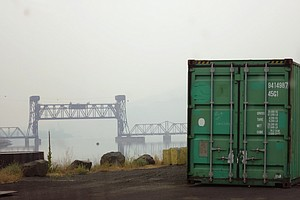 Northwest Legume Farmers Feel The Squeeze From Oregon's Port Feud