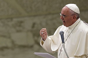 In U.S. Tour, Pope Francis Will Deliver 4 Speeches In Eng...