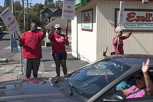 Tentative Contract Deal Reached On Fifth Day Of Seattle Teacher Strike