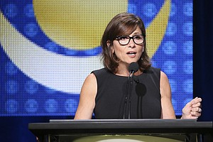 CBS Entertainment Chief Nina Tassler Is Stepping Down