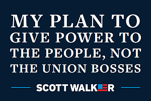 Scott Walker's Anti-Union Push May Not Prove So Easy As P...