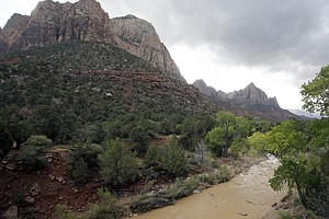 Authorities Search For Another Possible Victim In Utah Flash Floods