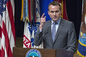 Obama To Nominate First Openly Gay Military Service Secre...