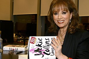 Best-Selling Novelist Jackie Collins Dies At 77