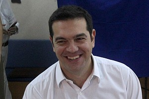 Weary Greek Voters Head To The Polls For Third Time This ...