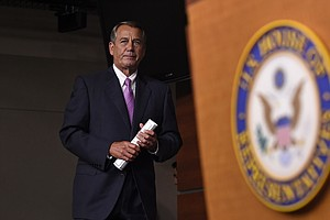 5 Reasons Boehner Won't Be Ousted And 5 Reasons He Won't Stick Around