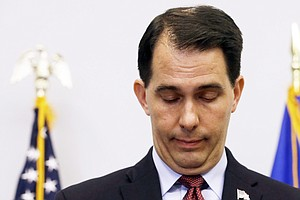 9 Puzzling Scott Walker Moments That Led To His Downfall