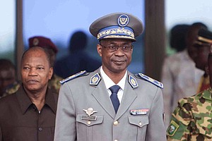 Burkina Faso Leader Apologizes To Nation For Seizing Power In A Coup