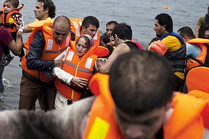 The Flood Of Syrian Refugees Puts ISIS On The Defensive